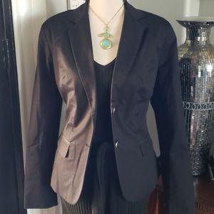 EUC Black Fitted Jacket